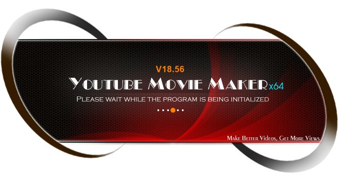YouTube Movie Maker Platinum 18.56