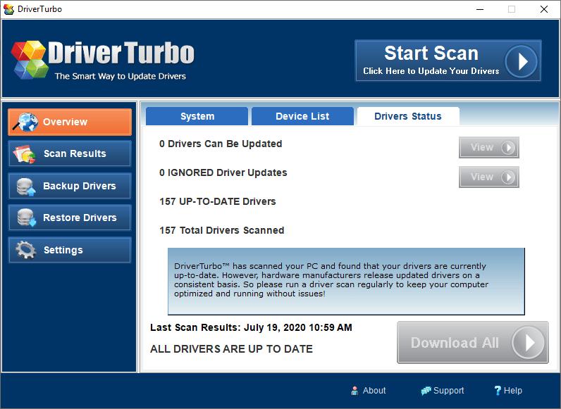 DriverTurbo 3.7.0