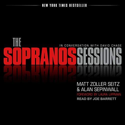 The Sopranos Sessions by Matt Zoller Seitz, Alan Sepinwall [Audiobook]