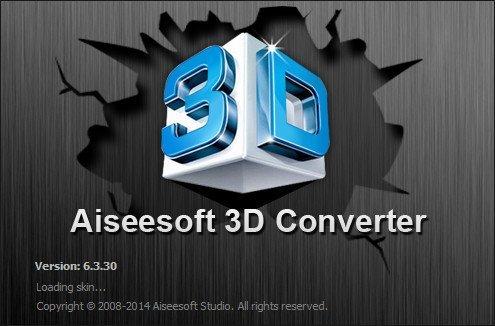 Aiseesoft 3D Converter 6.5.8 Multilingual