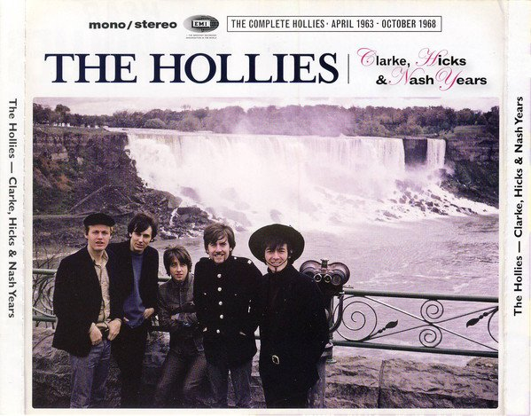 The Hollies ‎- Clarke, Hicks & Nash Years (The Complete Hollies April 1963 October 1968) (2011)