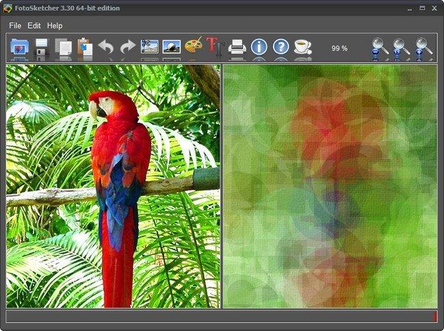 FotoSketcher 3.60 Multilingual