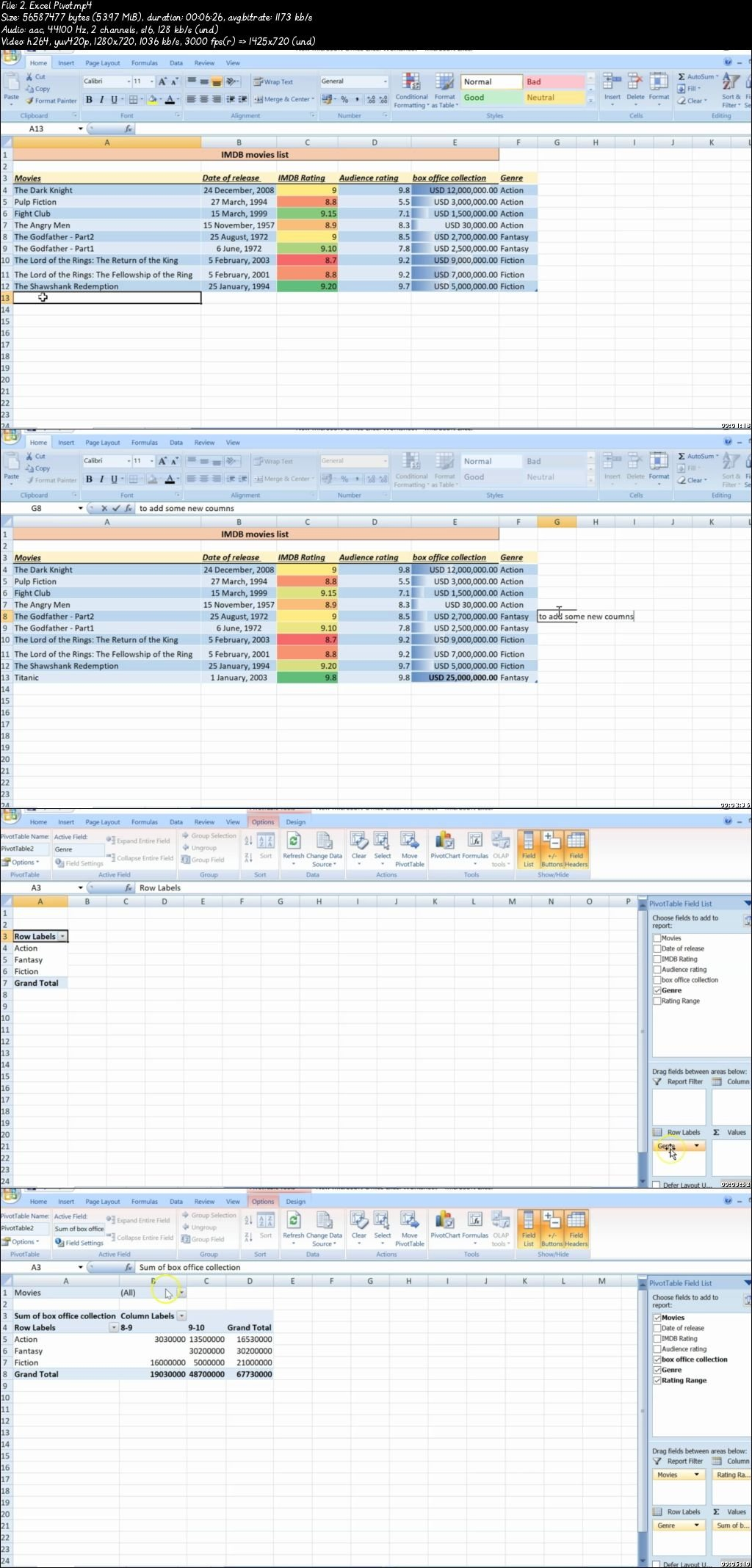 Download Excel for Data Analysis. Learn the Art of Excel ...