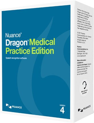 Nuance Dragon Medical Practice Edition 4.3 Build 15.50.200.030