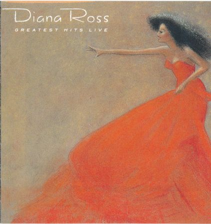 Diana Ross - Greatest Hits Live (1989)