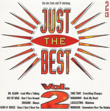 VA   Just The Best Vol. 2 (1994)