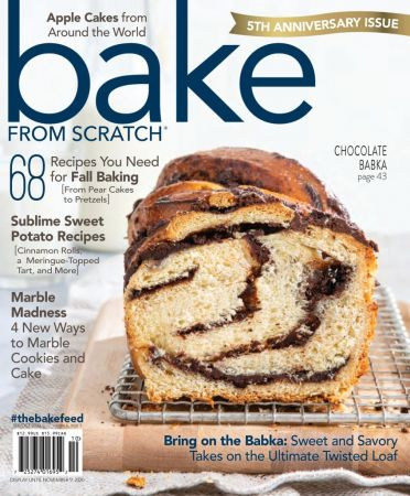 Bake from Scratch   September/October 2020