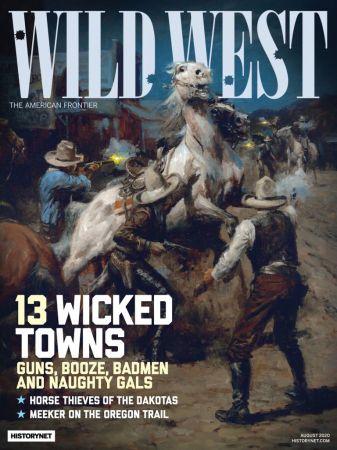 Wild West   August 2020 (True PDF)