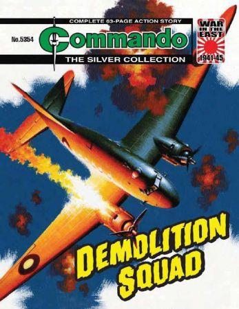 Commando No 5354 2020