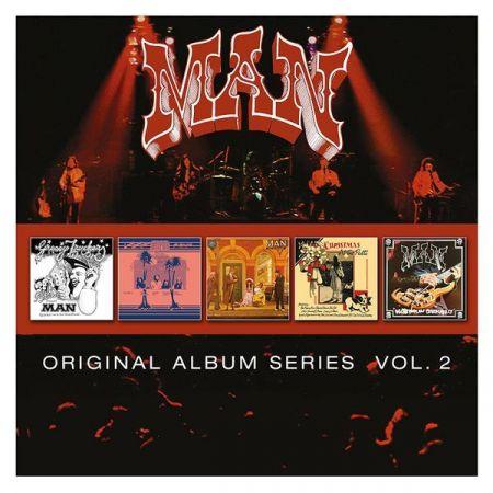 Man - Original Album Series Vol. 2 (2016)