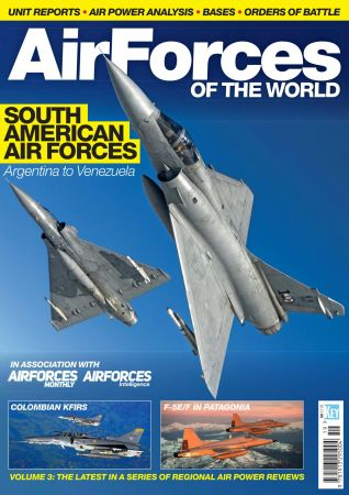 Modern Intl Mil Aviation   Airforces Of The World, 2020