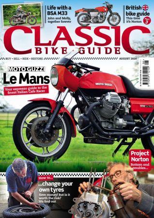 Classic Bike Guide   August 2020