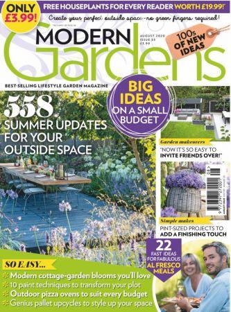 Modern Gardens   August 2020 (True PDF)