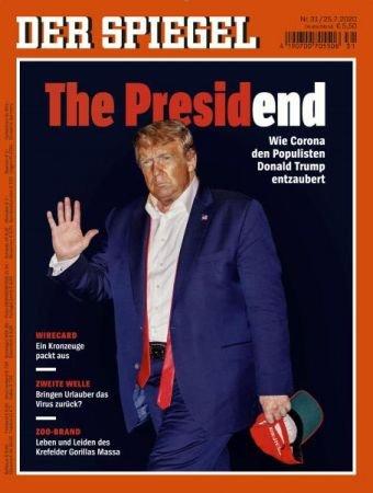 Der Spiegel   25 Juli 2020