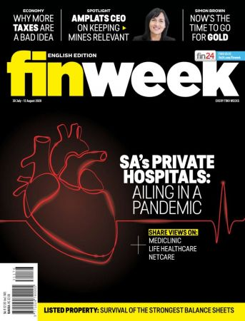Finweek English Edition   July 30, 2020