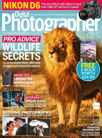 Digital Photographer   Issue 229 , 2020 (True PDF)