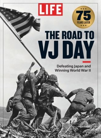 LIFE Bookazines - The Road To VJ Day 2020