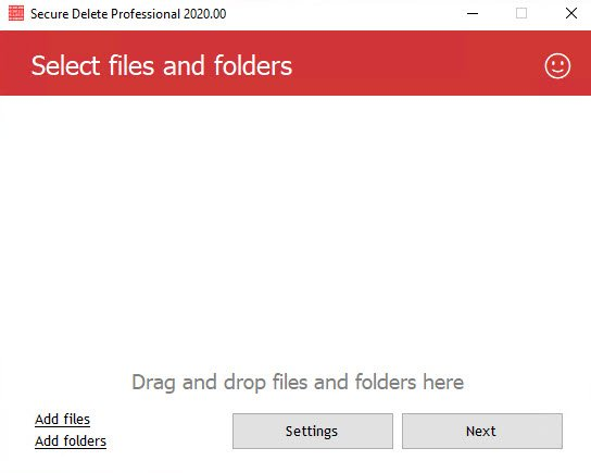 Secure Delete Professional 2020.00