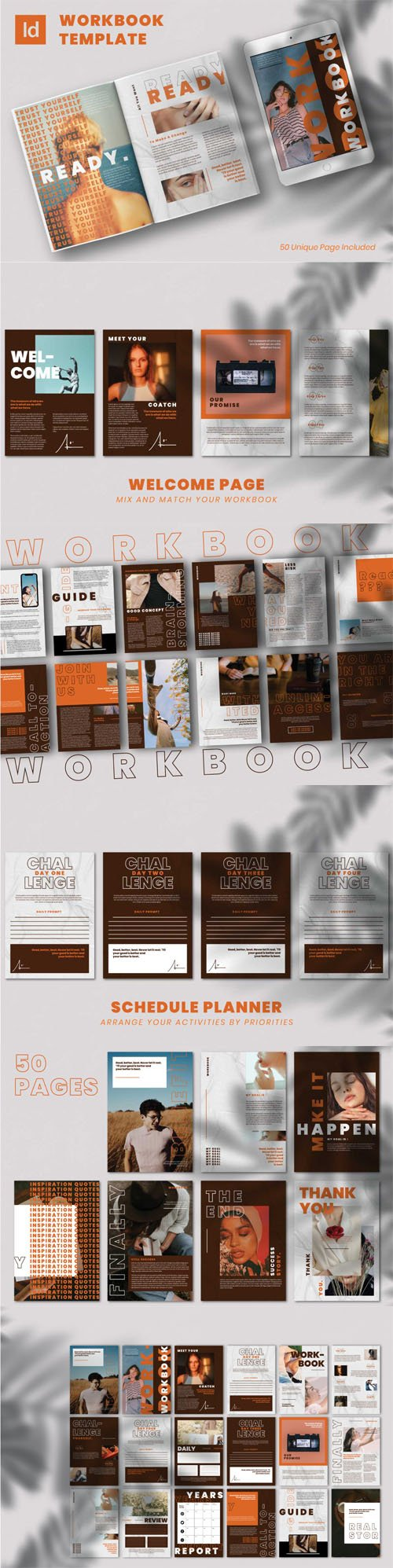 Montoya - Theme Magazine InDesign Template