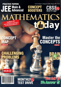 Mathematics Today   August 2020
