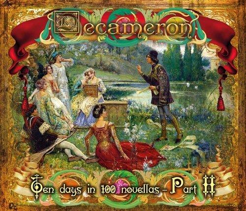 VA   Decameron: Ten Days in 100 Novellas, Part 2 [4CD Box Set] (2014) MP3