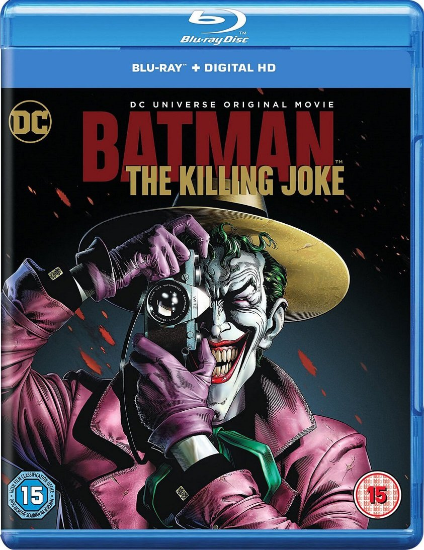 NSFW Original Artwork From Batman: The Killing Joke