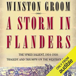 A Storm in Flanders: The Ypres Salient, 1914 1918: Tragedy and Triumph on the Western Front [Audiobook]