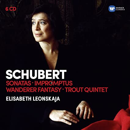 Elisabeth Leonskaja   Schubert: Piano Masterworks (2016)