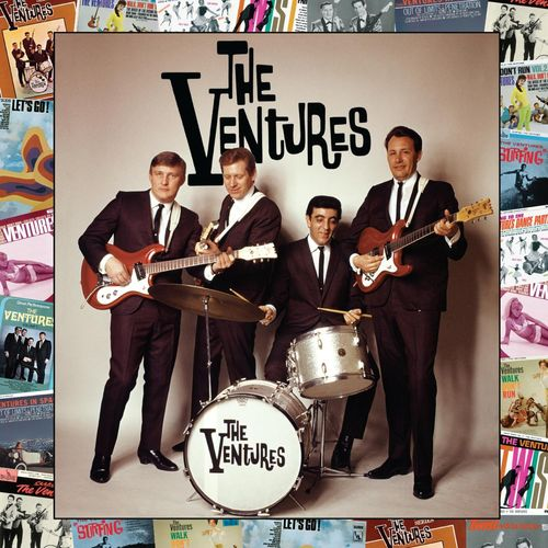 The Ventures   The Very Best Of The Ventures (2008)