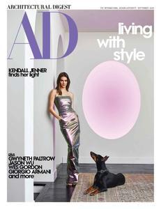 Architectural Digest USA   September 2020