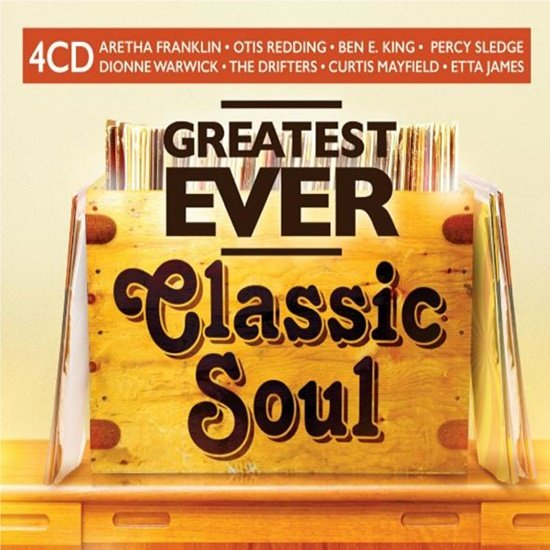 Various Artists   Greatest Ever Classic Soul (2020)