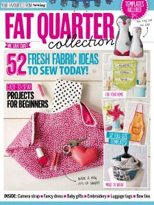 Crafting Specials   Fat Quarter Collection 2020