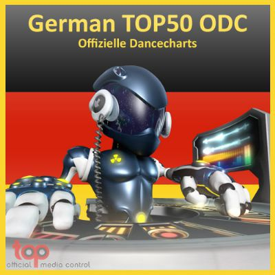 VA   German Top 50 ODC Official Dance Charts 07.08.2020