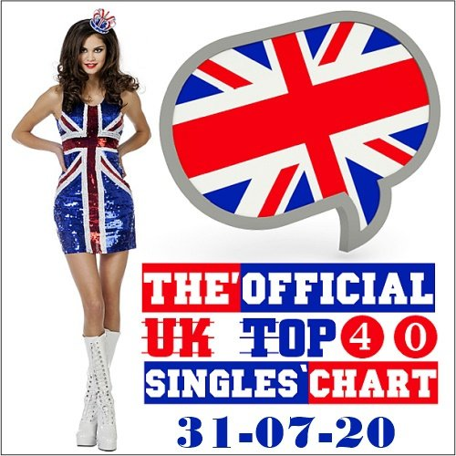 VA   The Official UK Top 40 Singles Chart [31.07] (2020) MP3