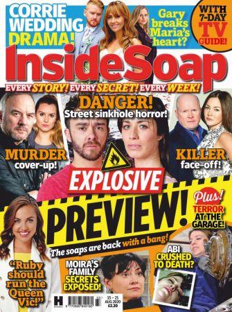 Inside Soap UK   15 August 2020