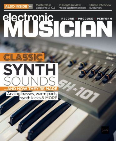 Electronic Musician   October 2020 (True PDF)