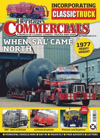 Heritage Commercials   September 2020