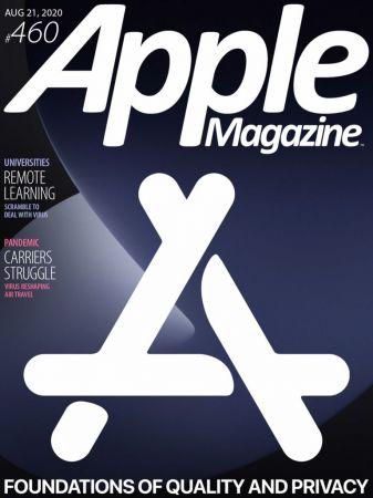 AppleMagazine   August 21, 2020