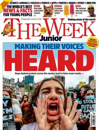 The Week Junior UK   22 August 2020