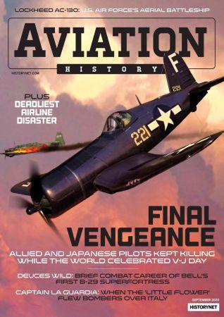 Aviation History   September 2020