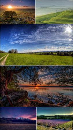 Beautiful landscapes HD collection 36