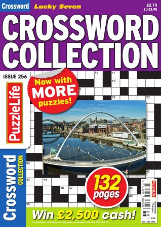 Lucky Seven Crossword Collection   Issue 256, 2020