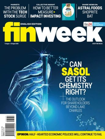 Finweek English Edition   August 13, 2020