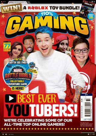 110% Gaming   Issue 77, 2020