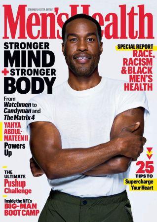 Men's Health USA   September 2020