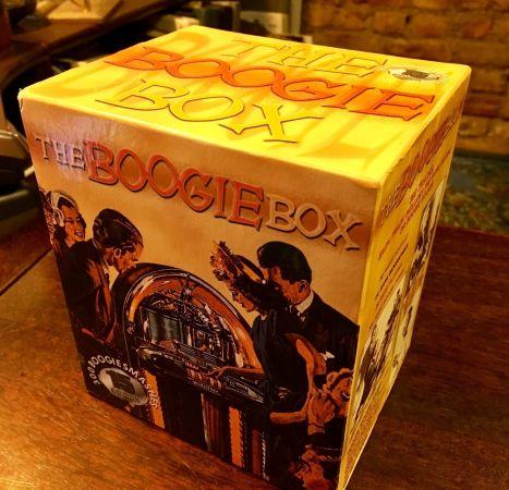 VA   The Boogie Box [15CD Box Set] (2001) MP3