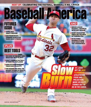 Baseball America   August 2020