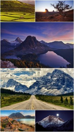 Landscapes Mountains (Pack 127)