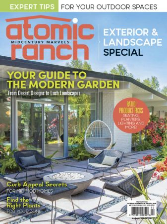 Atomic Ranch   Exterior & Landscape Special 2020