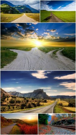 Roads HD wallpapers (Pack 32)